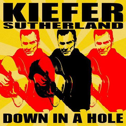 REVIEW: Kiefer Sutherland – 'Down In A Hole'