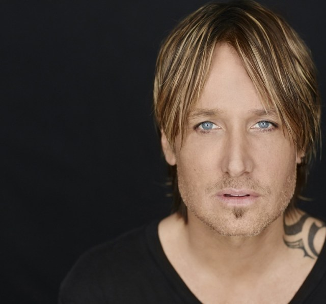 Keith Urban Celebrates Success Of 'Blue Ain't Your Color' At Party In Nashville