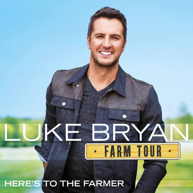 REVIEW: Luke Bryan – 'Farm Tour…Here's To The Farmer' EP