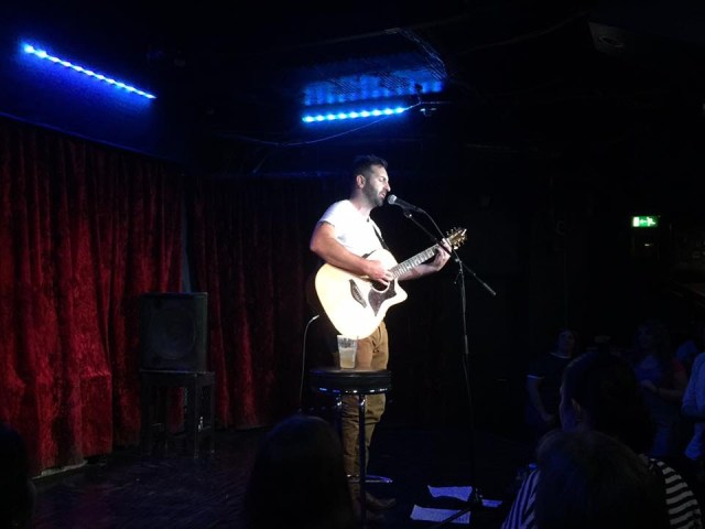 REVIEW: Josh Kelley – Live At The Borderline, London