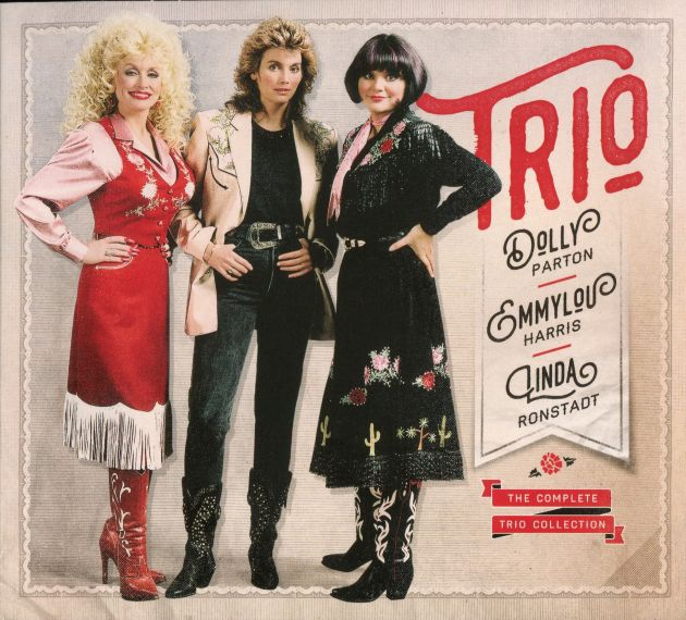 3-CD Box Set of Dolly Parton, Linda Ronstadt and Emmylou Harris Released