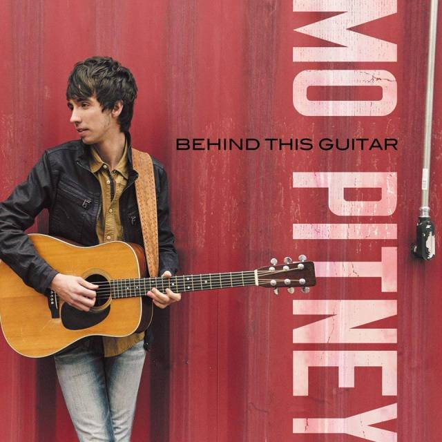 REVIEW: Mo Pitney – 'Behind This Guitar'