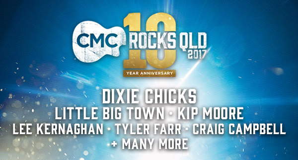 CMC Rocks QLD Reveals Full Artist Line-Up, Including Ward Thomas + The Shires