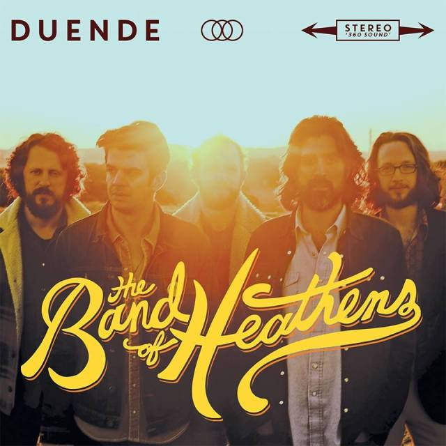REVIEW: The Band Of Heathens – 'Duende'