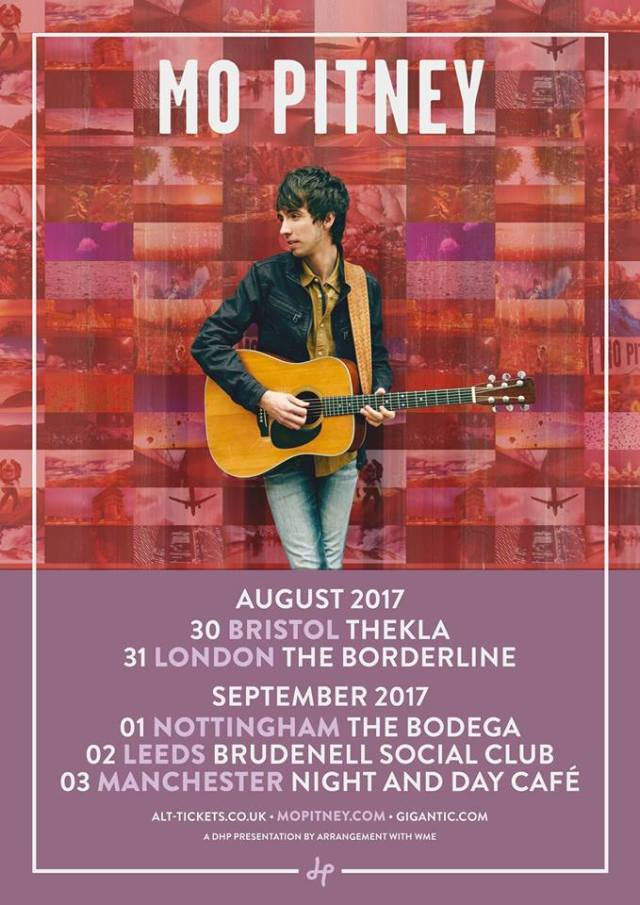 Mo Pitney Announces August/September UK Tour