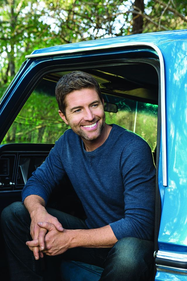 INTERVIEW: Josh Turner On Upcoming Album 'Deep South', 'Hometown Girl' And A Possible UK Tour (AUDIO)