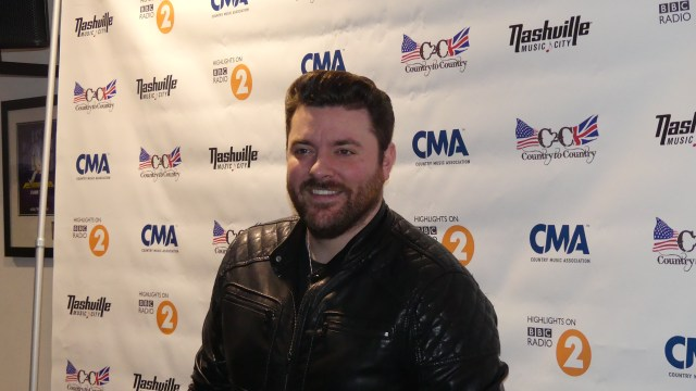 CHRIS YOUNG PRESS CONFERENCE: C2C 2017, LONDON