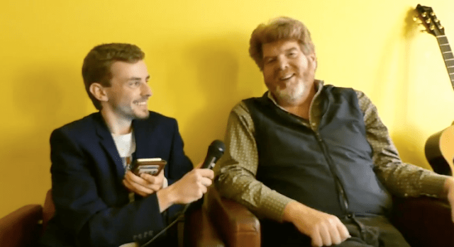 INTERVIEW: MAC MCANALLY AT CMA SONGWRITERS SERIES (C2C 2017)