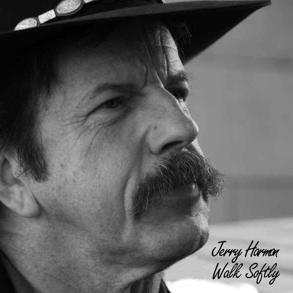 Grammy-Nominated Jerry Harmon Announces New Album And UK Tour
