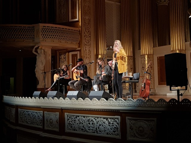 GIG REVIEW: CMA Songwriters Series – St. George's Hall, Liverpool