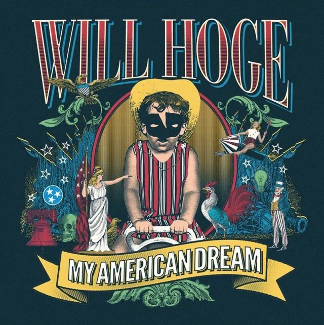 ALBUM REVIEW: Will Hoge – 'My American Dream'