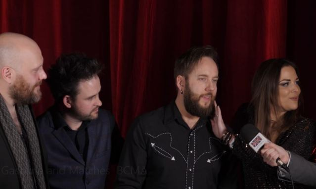 INTERVIEW: Gasoline & Matches (BCMA Awards 2018)