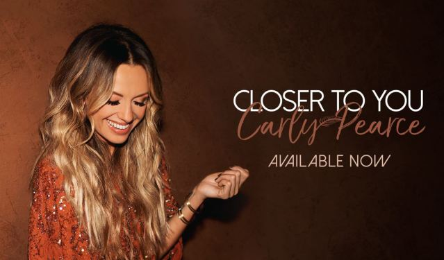 SINGLE REVIEW: Carly Pearce – 'Closer To You'