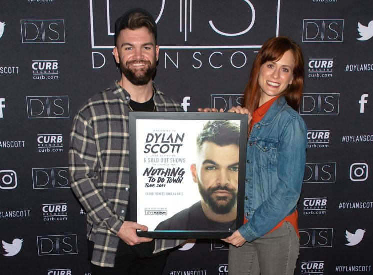 Dylan Scott Named One Of CRS' 'New Faces Of Country Music