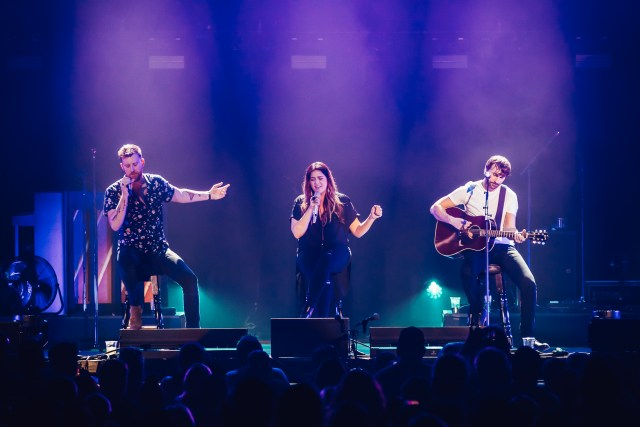 C2C REVIEW: Lady Antebellum – The O2, London