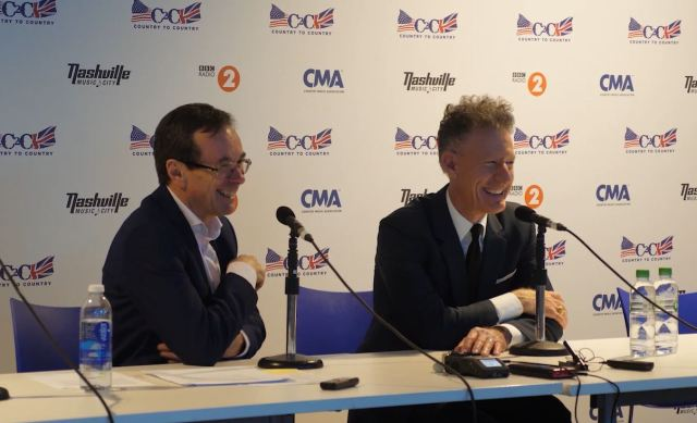 C2C PRESS CONFERENCE: Lyle Lovett