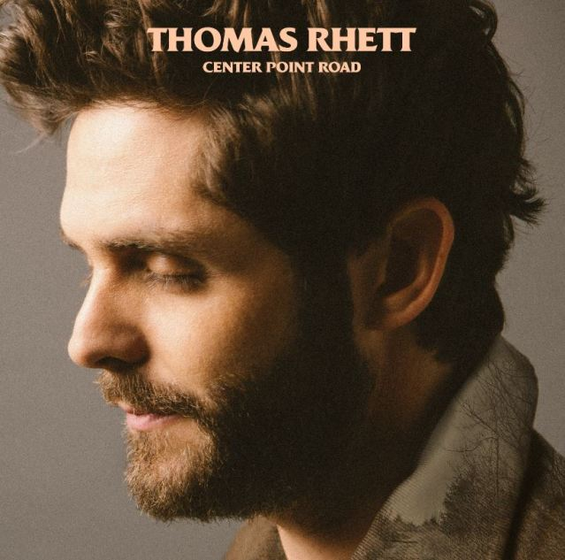 ALBUM REVIEW: Thomas Rhett – 'Center Point Road'