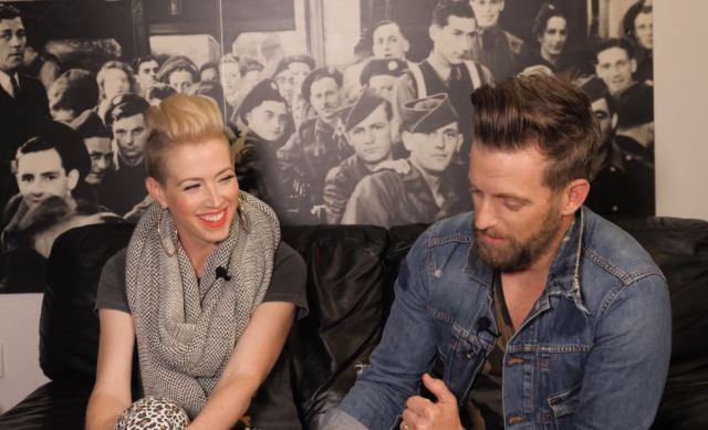 """INTERVIEW: Thompson Square On """"Life Changing"""" UK Trip, 'Masterpiece' Album & More"""