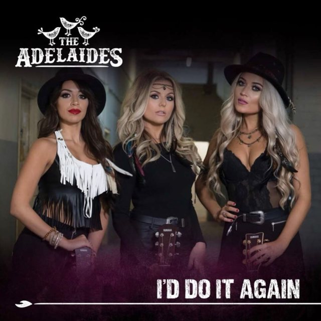 The Adelaides Drop New Track 'I'd Do It Again'