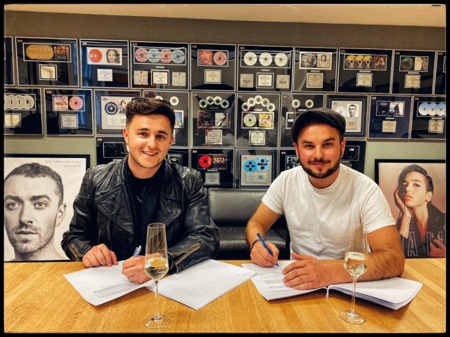 UK Duo Foreign Affairs Sign Publishing Deal With peermusic