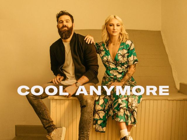 Jordan Davis Teams Up With Julia Michaels For 'Cool Anymore'