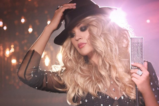 Carrie Underwood Releases 'Drinking Alone' Video