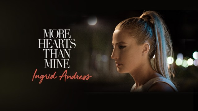 Ingrid Andress' 'More Hearts Than Mine' Hits Top 20