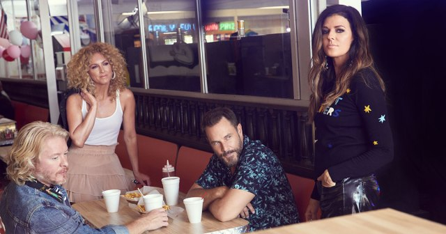 Go Behind The Scenes Of The 'Sugar Coat' Video With Little Big Town