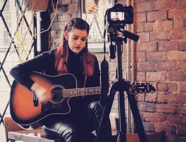 SPOTLIGHT: Izzie Walsh Releases Live Video For 'Alone'