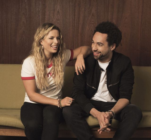 The Shires Release New Track 'Lightning Strikes'