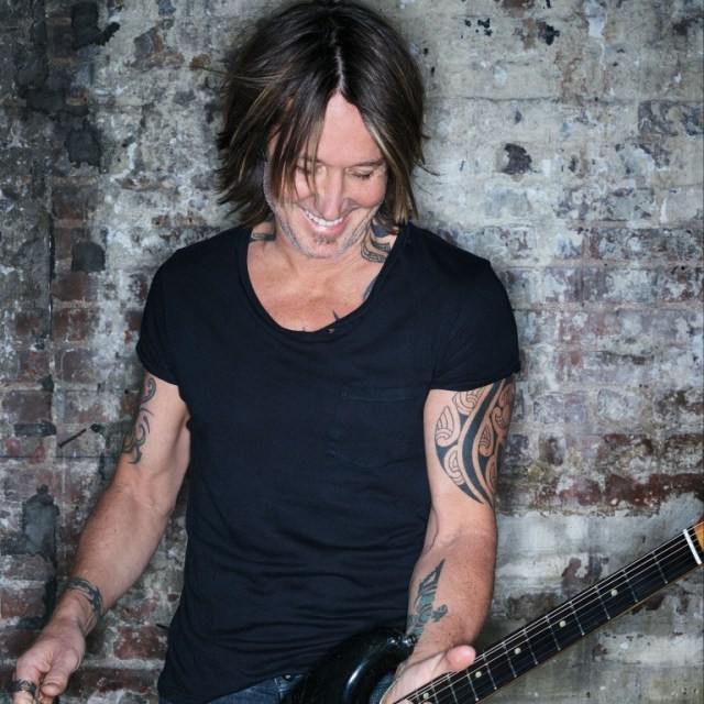 Keith Urban Releases New Single, 'God Whispered Your Name'