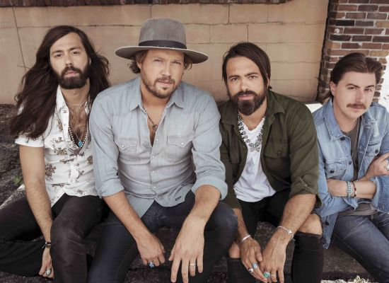 A Thousand Horses Release 'Drinking Song' Acoustic Video