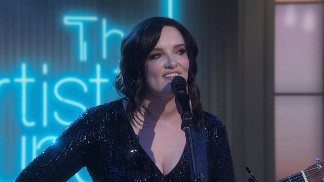 Brandy Clark Performs On The Today Show