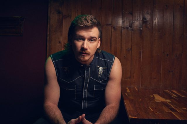 Morgan Wallen Hits #1 With 'Chasin' You'