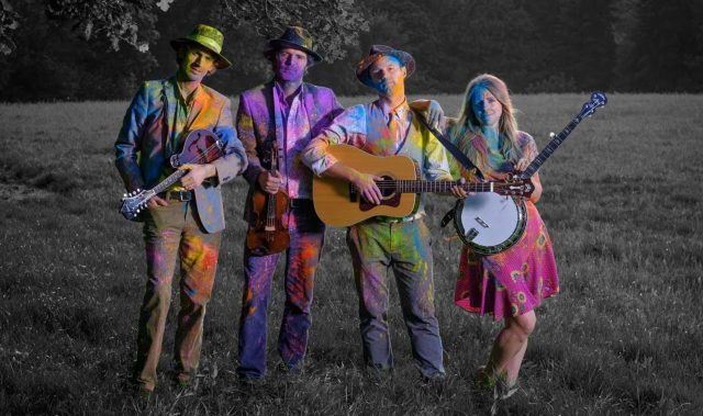 ALBUM REVIEW: The Orange Circus Band – 'Whistle In The Dawn'