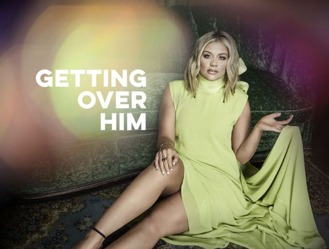 Lauren Alaina Announces 'Getting Over Him' EP
