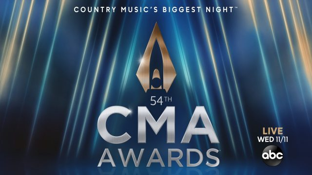 Nominees Revealed For The 54th Annual CMA Awards