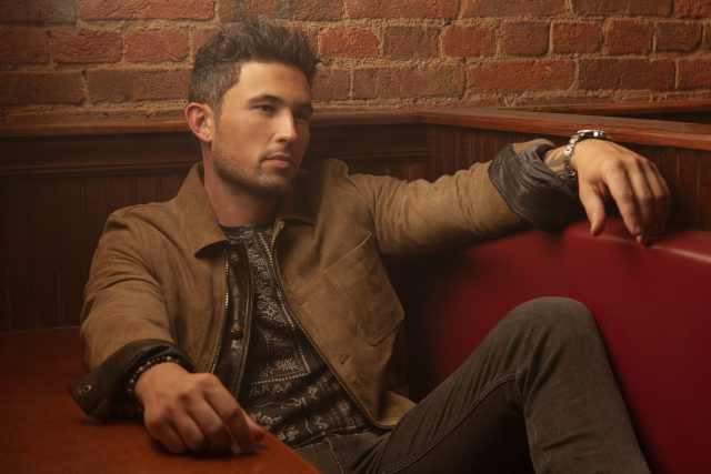 Michael Ray Returns With New Single, 'Whiskey And Rain'