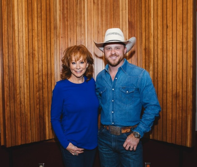 Cody Johnson Teams Up With Reba On 'Dear Rodeo'