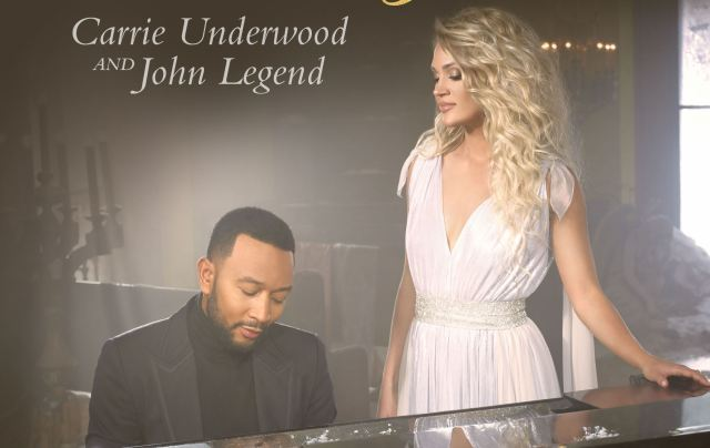 Carrie Underwood & John Legend Debut Music Video For 'Hallelujah'