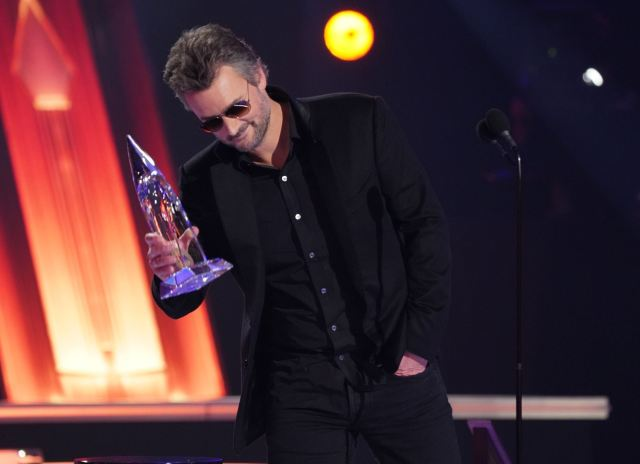 Winners Announced At The 54th Annual CMA Awards