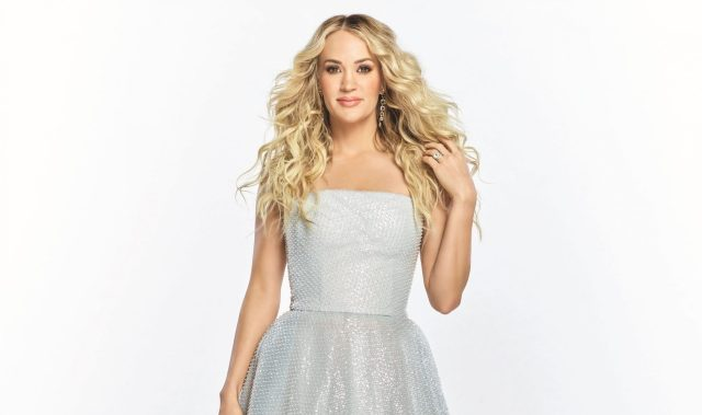 Carrie Underwood Announces 'My Savior: Live From The Ryman'