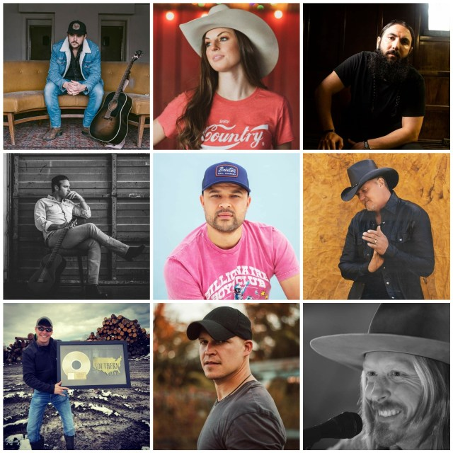 Country Release Round-Up: Trace Adkins, Tebey, Kenny Foster & More!