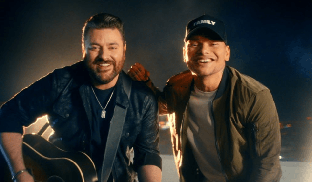 """Chris Young & Kane Brown Top The Charts With """"Famous Friends"""""""