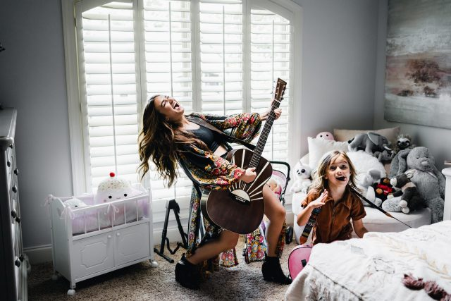 """Tenille Townes Shares Powerful """"Girl Who Didn't Care"""" Video"""
