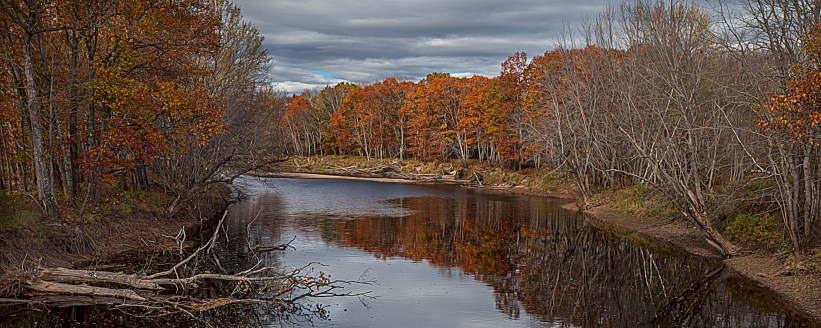 FALL RIVER painted