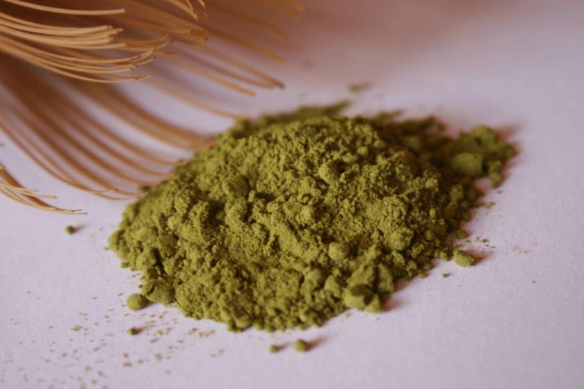 Green-tea-powder-or-Matcha