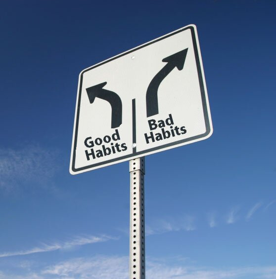 On A Personal Note: Are You A Slave To Your Habits?