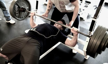 How Far Should You Really Lower The Bar During A Bench Press