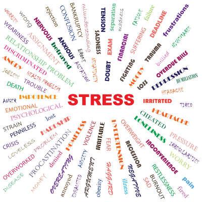 three unhealthy behaviours that fuel stress